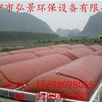 供应弘景供应进口PVC红泥沼气袋