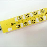 供应M8分线盒,8口座分配器
