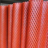 批发防锈漆钢板网