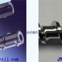 注塑机螺杆,螺杆料筒专业制造