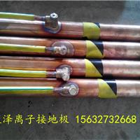 供应电解离子接地棒50*3000蓝泽防雷产品分享