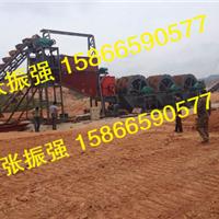 正航洗砂机供应广东博罗沙场洗砂机