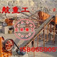 正航洗砂机供应大型风化砂制砂生产线