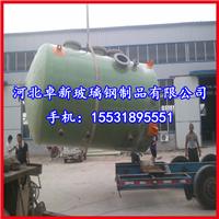 供应天津玻璃钢化粪池10.20.30立方 酸碱罐