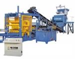 哈文机械-QT8-15多孔砖机|混凝土砌块砖机