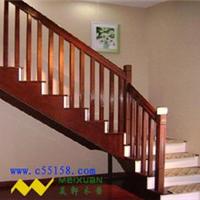 供应实木楼梯阁楼复式楼别墅钢结构楼梯