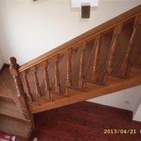 供应武汉泰国橡木楼梯扶手及踏步