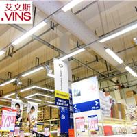 艾文斯布袋风管营造健康购物环境