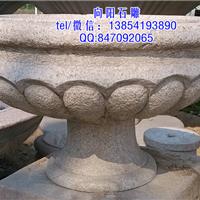 向阳石雕最新石雕花盆市场行情价格