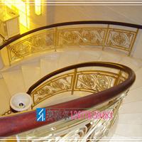 佛山生产厂家供应优质旋转型楼梯护栏