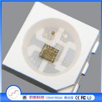 APA102双数据线led全彩内置IC灯珠封装原厂