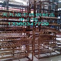 供应多层次不锈钢展示架 异型不锈钢展示柜