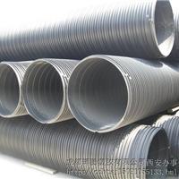 宝鸡厂家现货供应HDPE塑钢缠绕管