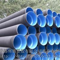 厂家大量供应HDPE双壁波纹管批发报价
