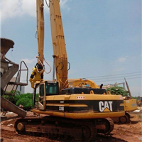 卡特挖掘机拆楼臂18-24米厂家销售价格合理