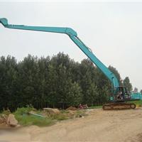 供应神钢挖掘机加长臂,勾机加长臂厂家出售