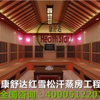 2015年新款美容院专用汗蒸房工程