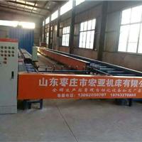 石膏线条机械人性化流水线生产