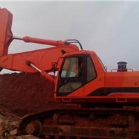 供应斗山勾机岩石臂,挖掘机缩短臂厂家制造
