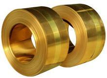 供应进口H65黄铜带、H68半硬黄铜带