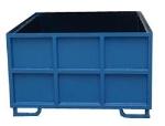 大量批发 钢制料箱 周转箱 物料箱 南京料箱
