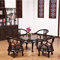 供应广东红木家具集古韵今分色咖啡台