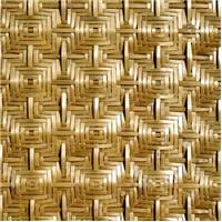 竹藤生态装饰材料厂定做原生态竹编装饰面板