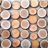 竹藤生态装饰材料厂定做原木片装饰面板