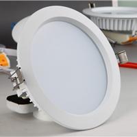供应深圳LED筒灯配件厂家 LED筒灯外壳批发
