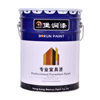 供应堡润漆 / 浴室柜家具漆PU实色面漆系列