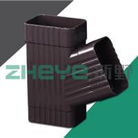 成品檐沟/方形落水管/天沟/彩铝落水系统