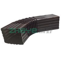 供应90*120MM彩铝雨水管/屋面檐沟排水系统