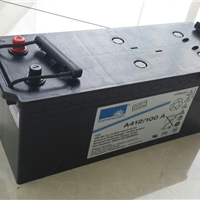 德国阳光蓄电池A412/100A报价