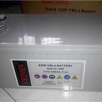 美国索润森蓄电池SAL12-200价格