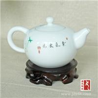 供应高档手绘茶具 青花瓷手绘茶具