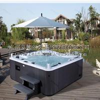 广东卫浴酒店按摩浴缸水疗户外浴缸别墅浴缸