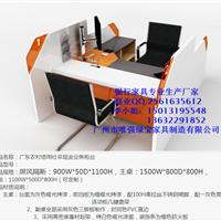 供应广东农商银行家具XI-04开放式柜台4