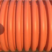 供应增强聚丙烯FRPP双壁加筋波纹管