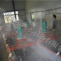 垃圾中转站喷雾除臭工程设备东荣低价销售