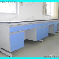 学生实验台|实验室家具|靠边实验桌