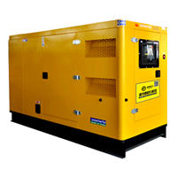 10KW三相四线电启动柴油发电机