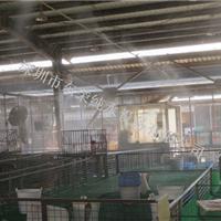 养殖场降温设备都以雾化技术加智能系统结合