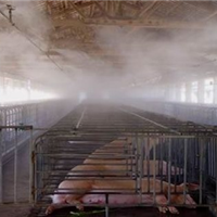 畜牧场喷雾除臭消毒系统生物除臭剂多