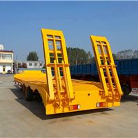 供应30--60吨工程机械运输半挂车