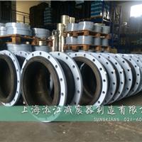钢厂烧结机脱硫用上海淞江耐酸碱橡胶软接头