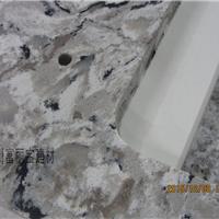 深圳富丽宝厂家新款人造石英石花纹板台面