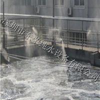 喷雾除臭设备处理厂喷雾除臭工程案例详解