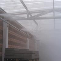 喷雾加湿降温深圳工程是东荣完成的