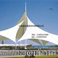 供应上海景观棚膜结构