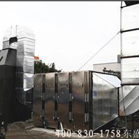 广州喷漆线废气处理采用什么技术比较好